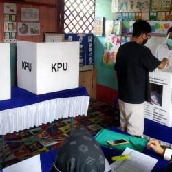 MENINGKAT Partisipasi Pemilih di PSU, Meski Belum Capai Target