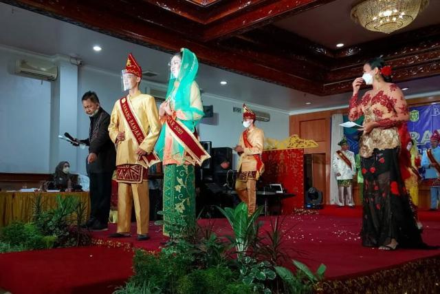 Seleksi Nanang Galuh di Kota Banjarmasin
