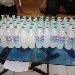 ALKOHOL di Arena Biliar Diangkut Polisi