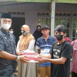 ANGGOTA Komisi II DPRD Kalsel, Reses – Silaturahmi di Tanbu
