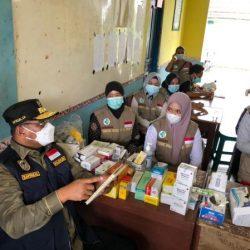 KUNJUNGI Posko Pengungsian Korban Banjir di Satui, Ini Harapan Disampaikan Pejabat Gubernur Kalsel