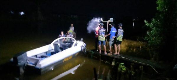 INGIN MENAGIH Utang Berujung Hilang di Sungai Kawasan Batu Giok