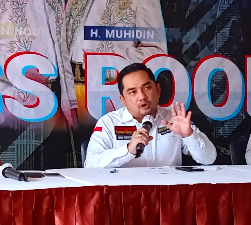 SOAL ELEKTABILITAS BirinMu, Tim Pemenangan Berharap Konsisten dengan Hasil PSU