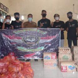 DUKUNG Club Motor OWLMC Tanbu Aksi Solidaritas
