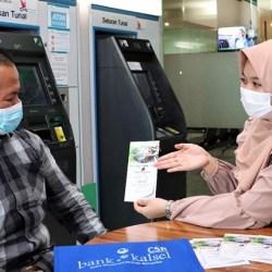 PROGRAM Kampanye Ramah Lingkungan Diluncurkan Bank Kalsel