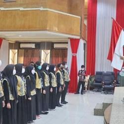 PENGURUS FORUM Anak Kota Banjarmasin Dikukuhkan Walikota H Ibnu Sina