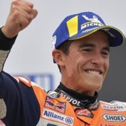 MENANGIS, The Baby Alien Akhirnya Menangi MotoGP Jerman