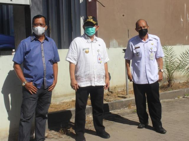 PJ GUBERNUR dan Pj Walikota Pantau TPS PSU Pilgub Kalsel (3)