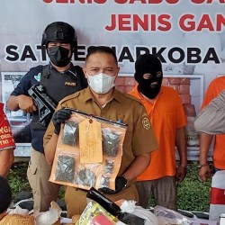 PLH SEKDAKO Apresiasi Polresta Atas Pengungkapan Kasus Narkoba
