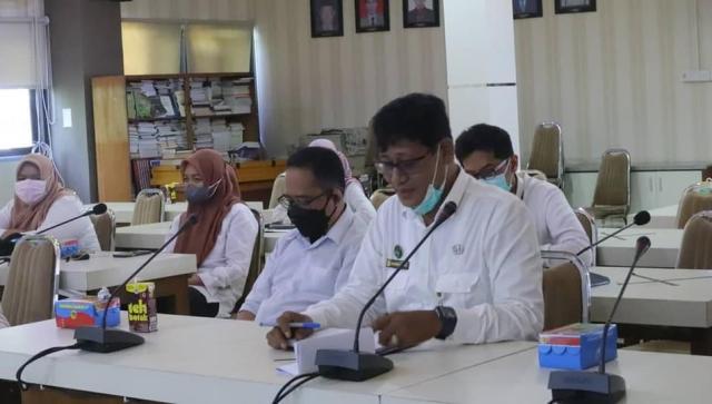 Pemerintah Kota Banjarmasin melalui Barenlitbangda Kota Banjarmasin menggelar rapat koordinasi terkait perencanaan bidang infrastruktur dan kewilayahan kota (3)