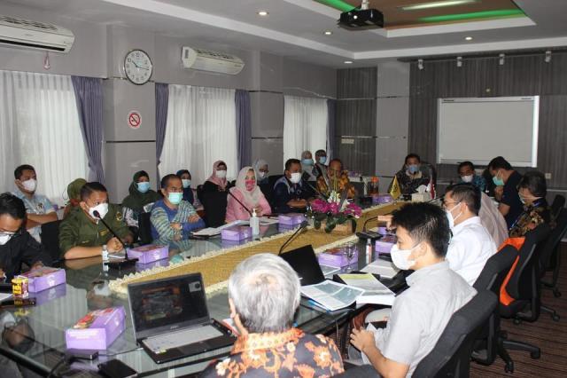 Pemko Gelar Rapat Expose Feasibility Study untuk membahas masalah kemacetan yang ada di Kota Banjarmasin (2)