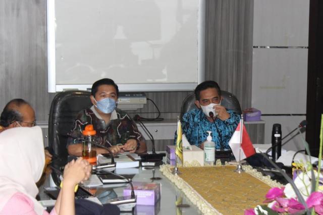 Pemko Gelar Rapat Expose Feasibility Study untuk membahas masalah kemacetan yang ada di Kota Banjarmasin (3)