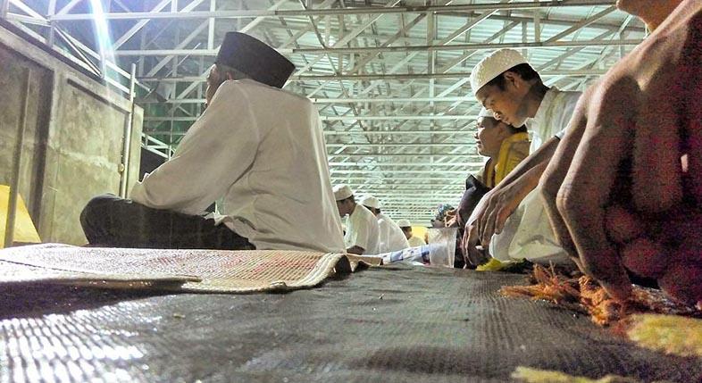 ZONA KUNING, Kegiatan Keagamaan di Banjarmasin Tetap Berjalan
