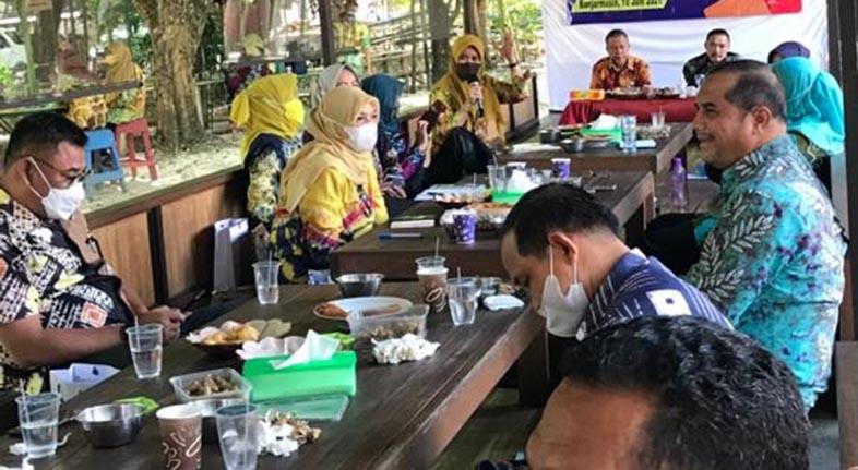 DIGELAR Rakor Pejabat Penatausahaan Keuangan SKPD Lingkungan Pemko Banjarmasin