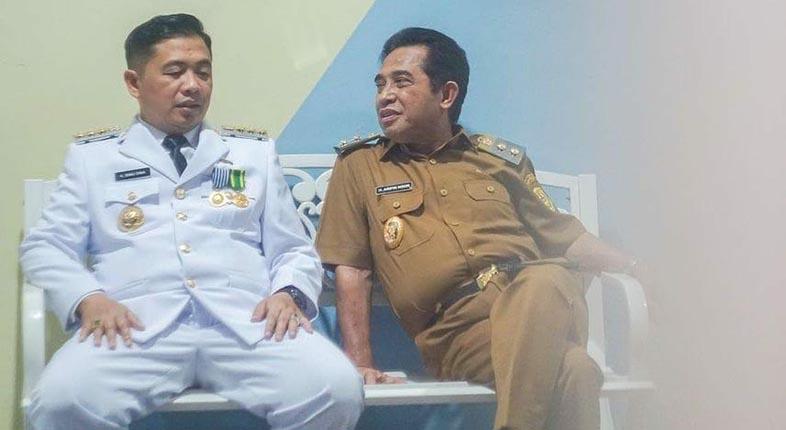 MASIH SAMAR Pelantikan Wali Kota Banjarmasin
