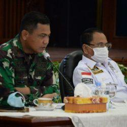 DANREM 101/ANT, TNI Siap Kawal Pelaksanaan PSU