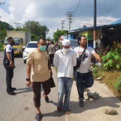 IDENTITAS – STATUS Korban Mutilasi dan Pelaku Digiring ke Mapolresta