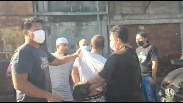 """DISERGAP Buronan Pelaku """"Berdarah"""" di Jalan Veteran Banjarmasin"""