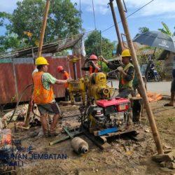 KELANJUTAN Pembangunan Jembatan Malimali Masuk Pembangunan Pendekat