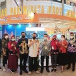 JIATTEX EXPO 2021 Dinas Pariwisata Kalsel Berpartisipasi