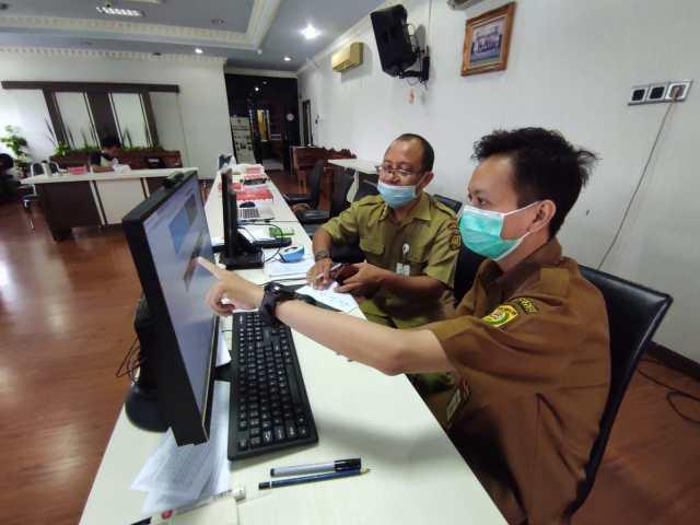 Badan Kepegawaian Daerah (BKD) dan Diklat, Kota Banjarmasin (2)