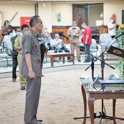 SIAP Isra Ismail Dilantik PAW DPRD Kalsel