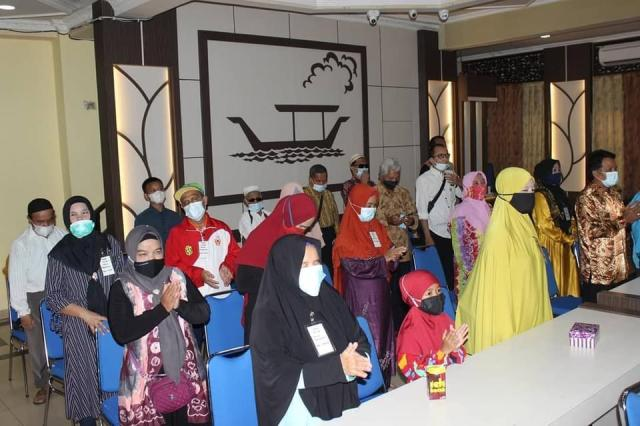 Musyawarah Cabang ke 5, Persatuan Tuna Netra Indonesia (Pertuni) Cabang Banjarmasin (2)