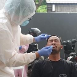 KEMBALI REKOR 40 Ribu Kasus Positif Harian di Indonesia, Kalsel Sumbang 49