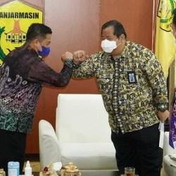 KANWIL DJPB Provinsi Beraudensi dengan H Ibnu Sina