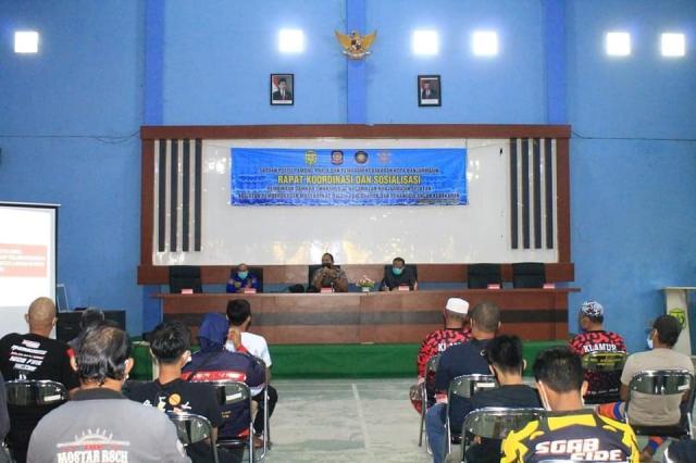 Rapat koordinasi pembinaan Damkar Swakarsa se Kecamatan Banjarmasin Selatan (5)