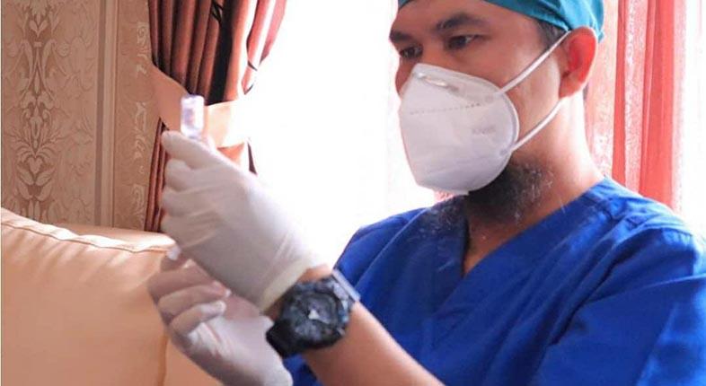 KEMBALI MEROKET! Kalsel Sumbang 495 dari Sebaran 38.325 Kasus Baru COVID-19 di Indonesia