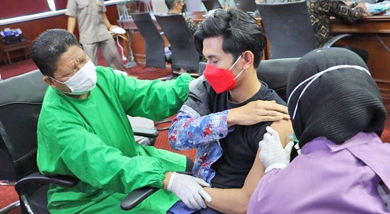 KALSEL SUMBANG 345 dari Sebaran 54 Ribu Kasus Baru COVID-19 di Indonesia