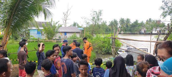 NAAS Aulia Belajar Berenang, Hilang Terbawa Arus Sungai