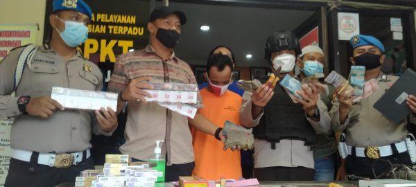 ALASAN Terlilit Utang Bobol Minimarket