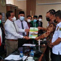 PT CONCH Angkut Semen Melebihi Batas Tonase, Aspirasi Disampaikan ke DPRD Kalsel