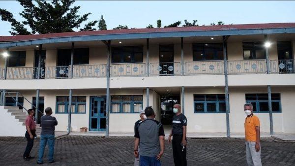 GEDUNG Sekretariat PBSI Kalsel jadi Fasilitas Karantina Anggota Polri Terpapar Covid-19