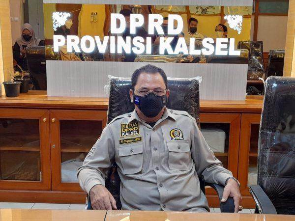 TERPAPAR Virus Corona 11 Orang di Lingkup DPRD Kalsel