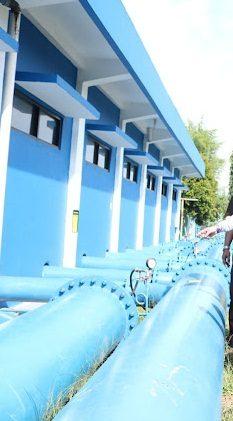 SUDAH Mencapai 60 Persen Pengerjaan IPA 500 Liter Perdetik