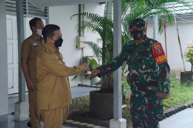 PANTAU Balai Besar Diklat Sosial, Walikota Pastikan Tempat Isoter Representatif (2)