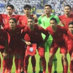 TIMNAS INDONESIA di Peringkat ke-174 FIFA