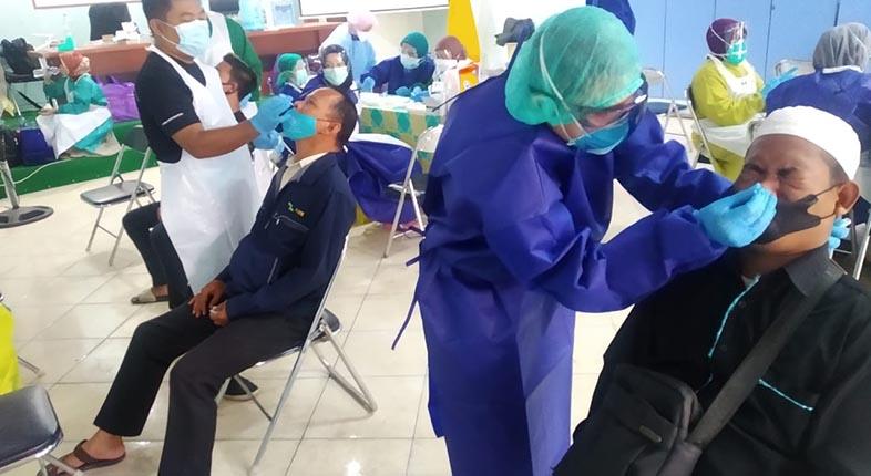 KALSEL SUMBANG 473 dari Sebaran 16.899 Kasus COVID-19 di Indonesia