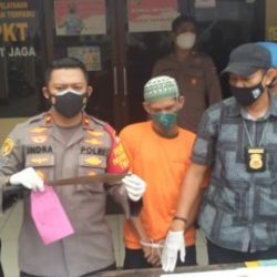 PEMABUK Mengaku Tubuhnya Kebal dengan Sajam, Menantang dan Lawan Polisi