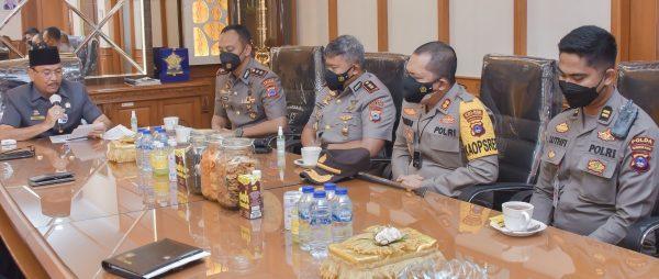 KINERJA Jajaran Polri Diapresiasi Ketua DPRD Kalsel