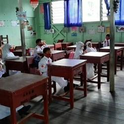 KEMBALI GAGAL Pembelajaran Tatap Muka di Banjarmasin
