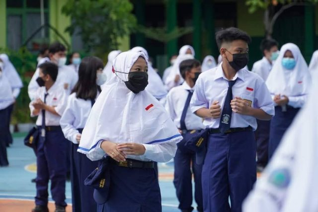 KEMBALI GAGAL Pembelajaran Tatap Muka di Banjarmasin (2)