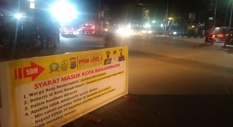 LEVEL PPKM, Ibnu Tunggu Kebijakan Pusat, Machli Optimis Turun Level