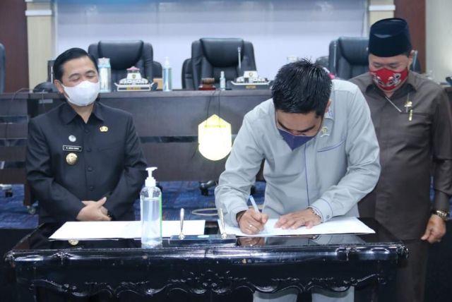 PERDA SOTK, Pemko dan DPRD Banjarmasin Sepakat Setuju (2)