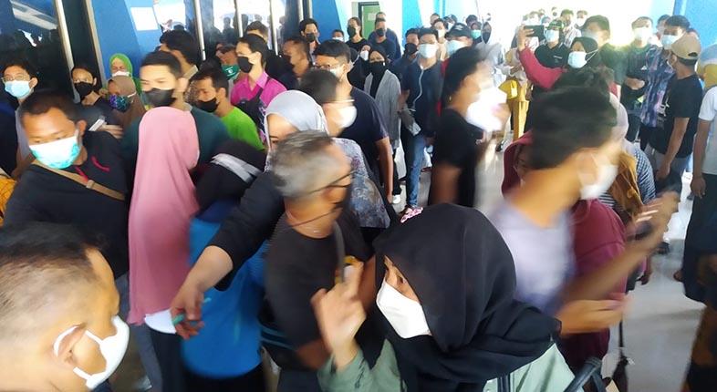 MENURUN! Kalsel Sumbang 92 dari Sebaran 4.413 Kasus COVID-19 di Indonesia