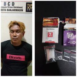 BUSER Tangkap Isam dengan Empat Paket Sabu