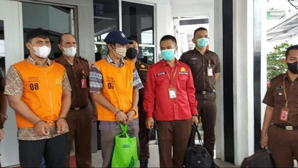 SELEWENGKAN Dana Pos Indonesia di Kotabaru Ditaksir Rp 3 M, Dua Oknumnya Dijebloskan ke Tahanan